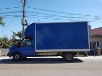 Transport Marfa , mutari mobila,materiale constructii