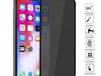 Iphone X XS 10 XR XS MAX - Folie Sticla Full Curbata 5D Priv