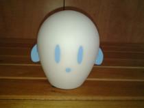 Lampă de veghe LED, alb (varianta 1)