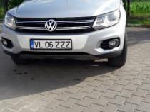 VW Tiguan 2015 4x4 foarte intretinut