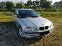 BMW 320d schimb cu platforma