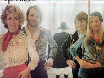 Colecţie mape interioare viniluri ABBA
