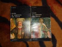 Mode si vesminte din trecut 2 volume -Al. Alexianu
