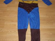 Costum carnaval serbare superman 7-8 ani