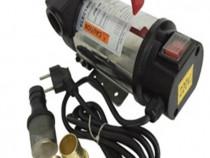 Pompa electrica transfer combustibil 220 v