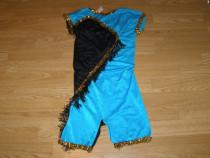 Costum carnaval serbare salopeta gimnastica dans adulti L