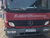 Mercedes Atego euro5
