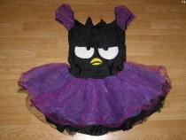 Costum carnaval serbare rochie hello kitty pentru adulti M