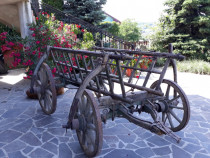 Car rustic vechi
