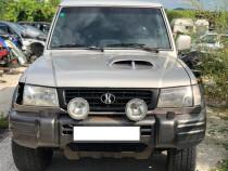 Dezmembrez Hyundai Galloper 2.5 TD