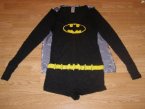 Costum carnaval serbare batman batgirl pentru adulti XS