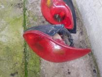 Faruri + stopuri Peugeot 206