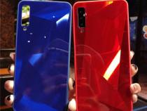 Huse oglindă Glass Samsung A7 ; A9 2018