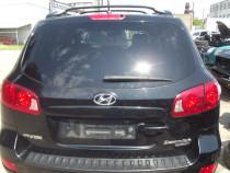 Haion Hyundai Santa Fe 2 an 2006-2012 haion cu luneta dezmem