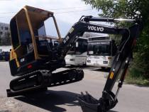 Miniexcavator Volvo EC 20 miniescavator 1,9 to