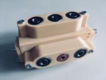 Sablon mobila din plastic dur bej forma U v.2 5mm si 8mm