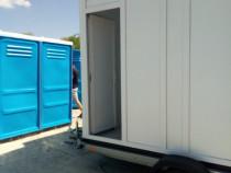 Toaleta VIP mobila in regim autonom sau racordabila