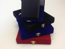 Cutie pluşată, cu plachetă MDF-pot fi personalizate