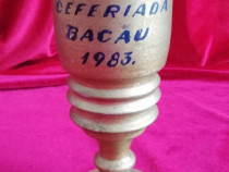 Cupa Trofeu Sportiv Ceferiada Bacau 1983 Epoca de aur Români