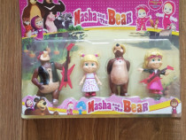 Set 4 figurine Masha