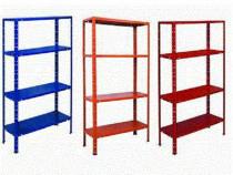 Rafturi metalice pentru toate buzunarele garaj/debara!