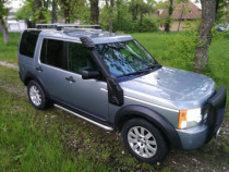 Land Rover Discovery facelift de 4 + kit snorkeling