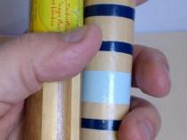 2 flauturi glisante, deosebite