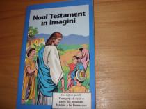 Noul Testament in imagini (cu ilustratii gen benzi desenate)