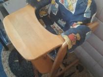 Scaun masă copii