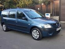 Dacia Logan MCV(Break) ,7 loc,2008,benzina.105cp