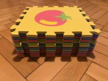 Covoras puzzle pentru copii