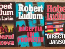 Robert Ludlum – Opera partea 3