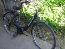 """Pelikan City Six bicicleta 20"""" cruiser Olanda"""
