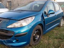 Dezmembrez Peugeot 207 1,4 hdi euro 4