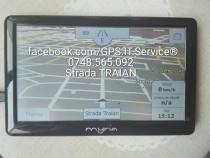 Actualizare Navigatie GPS Myria autoturism camion tir 2020