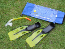 Set labe inot/snorkeling si tub scufundari, Crane mar.36-37
