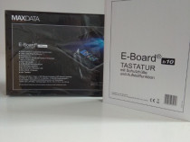 Tableta Max Data E board 10,cu tastatura si decking station