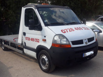 Autoplatforma tractari Renault Master II 2.5 din 2006