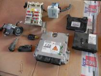 Kit pornire / Contact / ECU Nissan Primera P12 2.2 DCi 102KW