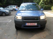 Land Rover Freelander RAR efectuat-Diesel