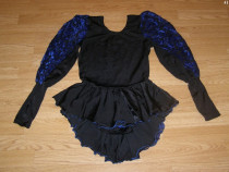 Costum carnaval serbare rochie dans balet gimnastica adulti