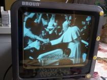 Televizor/radio portabil brown