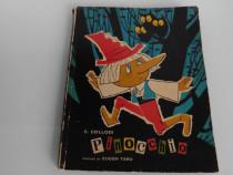 Carte pentru copii pinocchio c collodi