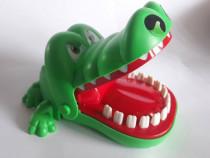013Crocodil Funny Verde muscator Jucarie copii