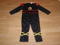 Costum carnaval serbare ninja pentru copii de 1-2 ani