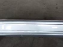 Bara spate Mercedes C-Clas w203 argintiu metalizat,