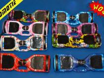 Hoverboard dance 1000w bluetooth+boxa telecomada+geanta