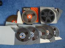 Benzi Magnetofon de 18cm Agfa Basf