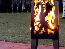Vatră de Foc Berat, Vetre Foc, Livrare Gratuită în toată ța
