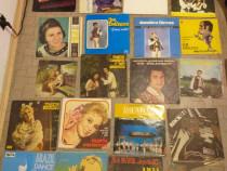 50 Discuri vinil vechi rare-colectie/muz populara,Beatles..